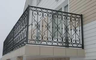 Кованые ограждения балконов: ограда для балкона, перила, художественная ковка, видео, фото