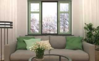 Ламинированные пластиковые окна — плюсы и минусы цветных стеклопакетов.