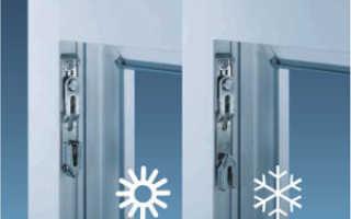 Как перевести окна в зимний режим: инструкция по применению