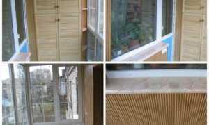Французский утепленный балкон: инструкция по устройству