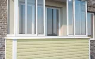 Остекление балкона в хрущевке — различные варианты