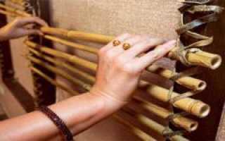 Бамбуковые шторы на окна: варианты применения