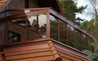 Балкон на даче: как сделать своими руками