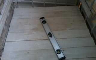 Деревянный пол на балконе: как сделать своими руками, чем обработать