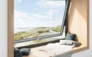 Среднеподвесные вращающиеся окна для дома и дачи — советы по выбору