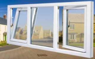 Стандартные размеры пластиковых окон по ГОСТ, нормативные размеры стеклопакетов