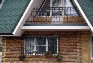 балкон конструкция