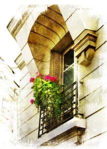 балкон портнефер