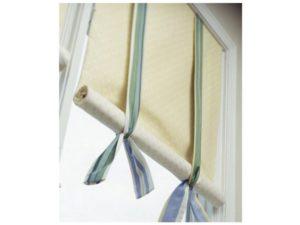 рулонная штора руками