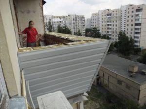 балконное утепление