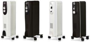 Мобильные масляные радиаторы