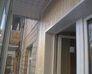 габариты балкона