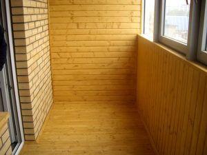 вагонка балконная
