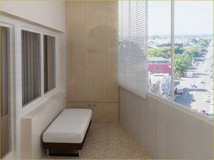 жилье балкон