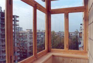 Виды балконных конструкций