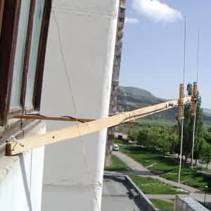 как сделать антенну
