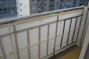 балконная коробка