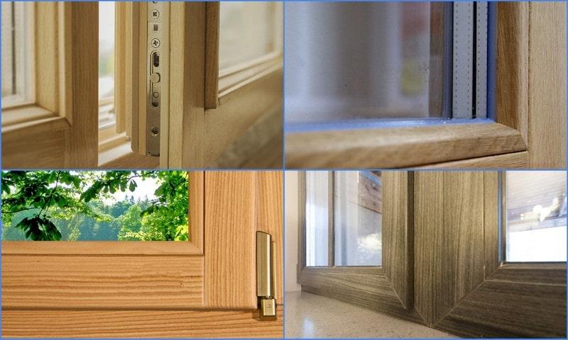 деревянные оконные штапики