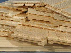 древесина для балкона