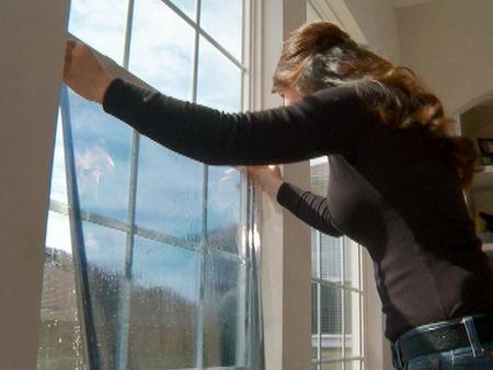 теплосберегающая пленка на окна