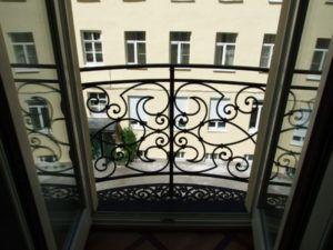 франция балкон