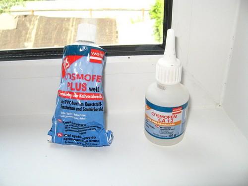 какой герметик лучше для пластиковых окон