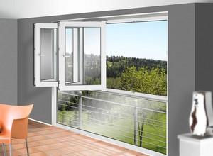 Какие пластиковые окна лучше ставить на балкон