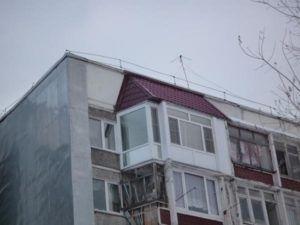 круша балкона