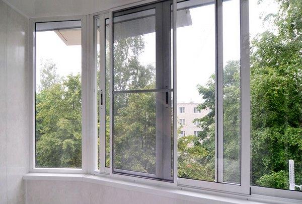 москитная сетка на балконное окно