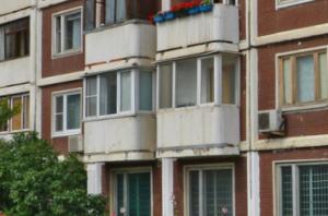 остекление балкона серии КОПЭ