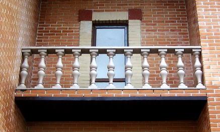 балясины для балкона