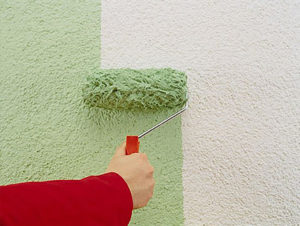 Краска стен