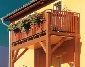 приставной балкон