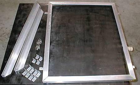 корпус для солнечной панели
