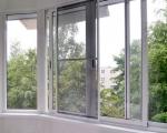 Алюминиевые раздвижные окна для балкона-3