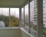 Алюминиевые окна-1