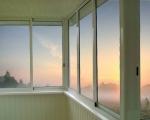 Алюминиевые окна-3