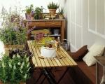 Балкон в стиле прованс фото-3