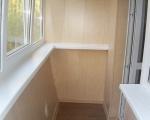 Чем обшить балкон изнутри-2