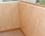 обшивка балконов внутри-1