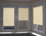 Рулонные шторы на окна-1