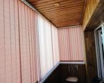 Балконные вертикальные жалюзи