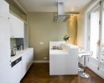 Кухня на балконе дизайн-2