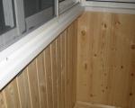 Обшивка балкона вагонкой своими руками-7-2