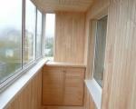 Обшивка балкона вагонкой своими руками-7-4