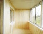 Обшивка балкона вагонкой своими руками-7-8