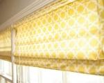 Римские шторы на балкон-3