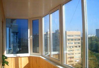 тонирование лоджий и балконов