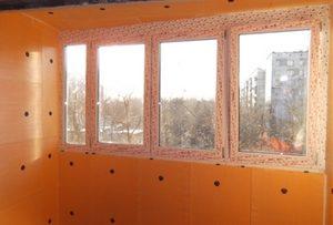 Пеноплекс для утепления балкона