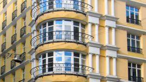 балкон жилой